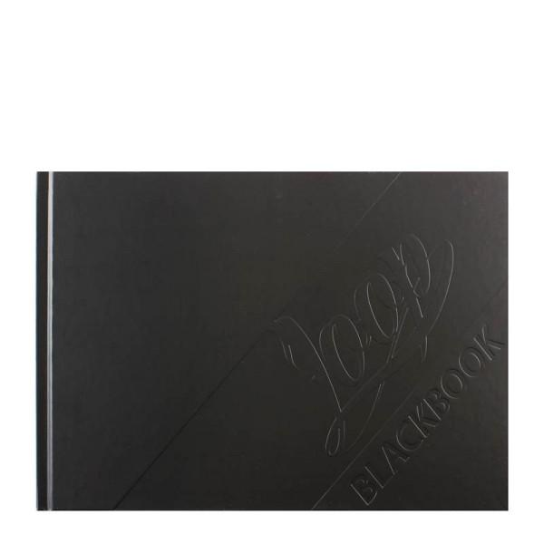 Loopcolors Blackbook Logo Loop - A4 Querformat