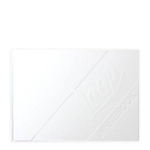 Loopcolors Whitebook Logo Loop - A4 Querformat